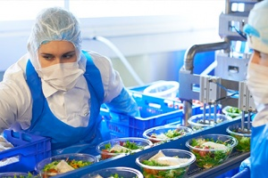 Sustainable Fresh Care Convenience production process