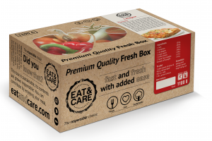 Introduction of new fresh boxes to prepare extra quick, fresh meals.