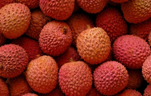 Product of the month: lychees